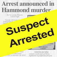 Arrest in Hammond murder