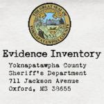 Hammond scene evidence inventory