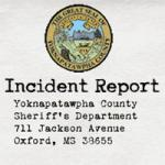 YCSD archive: Break-in incident report